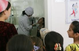 В Кабуле зафиксирована вспышка полиомиелита