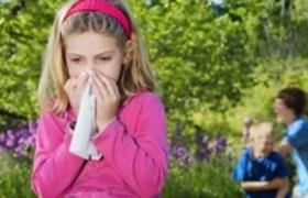 Летняя аллергия у детей