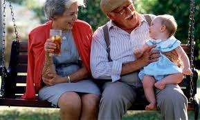 Как жить родителям малышки под бабушкиным крылом