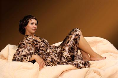 Купить халат или как выглядеть стильно дома