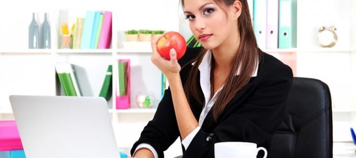 Работа мешает диете. Что делать?