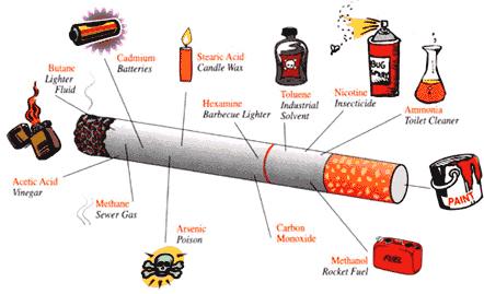 Несколько причин, по которым не следует начинать курить