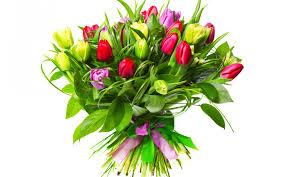 Цветочный букет может считаться хорошим подарком для любого события, а иногда и без всякого повода