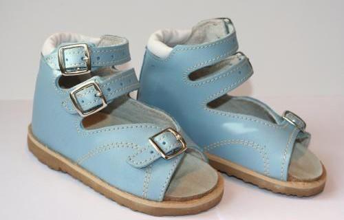 Польза детской ортопедической обуви
