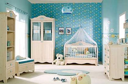 Ребенок в доме: безопасный интерьер