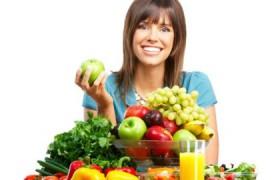 Залогом сильного иммунитета есть правильное питание