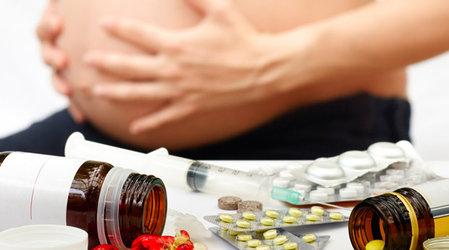 Лечение антибиотиками во время беременности