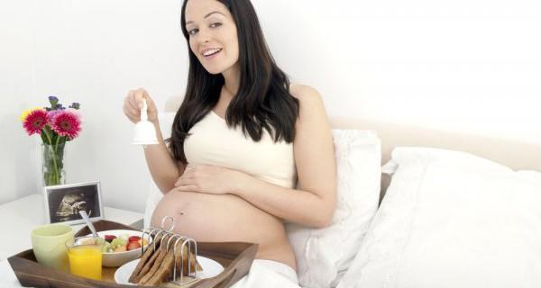 Хочется чего-то вкусненького во время беременности?