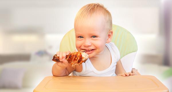 Мясо ребенку – обязательно для употребления