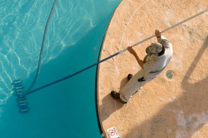 Проектирование, обслуживание бассейнов