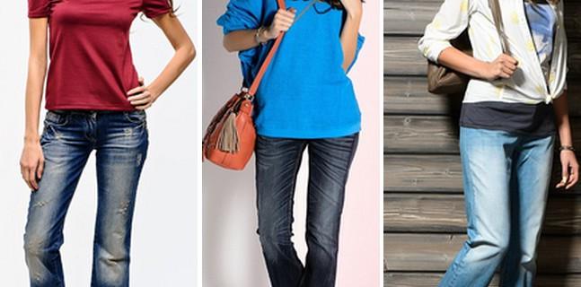 Кому какие джинсы? Налетаем!