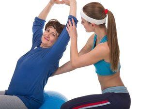 Топ-10 упражнений для больных ХОБЛ