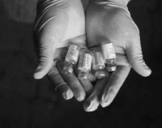 Разработана первая ингаляционная вакцина от кори