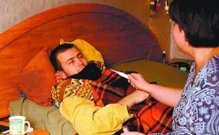 Как часто люди болеют гриппом
