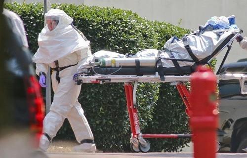 В Великобритании подтвержден первый случай заражения вирусом Эбола