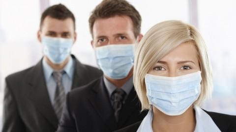Как необходимо себя вести при эпидемии гриппа
