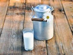 Сырое молоко защищает малышей от инфекций