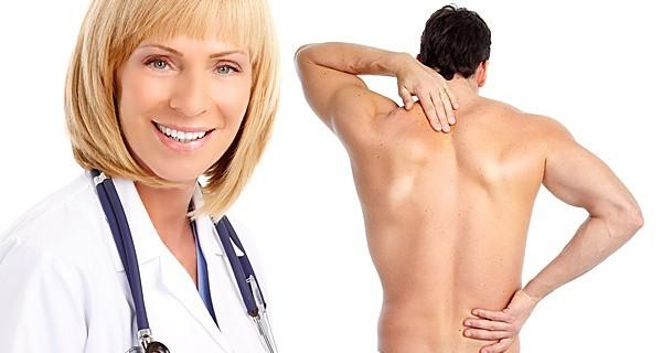Лечение позвоночника в клинике «Неосфера»