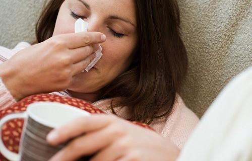 В России пройден пик заболеваемости гриппом
