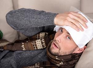 Топ-3 осложнений гриппа