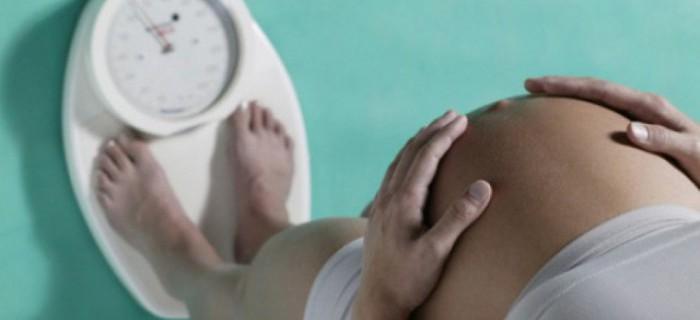 Набор лишних килограммов в период беременности