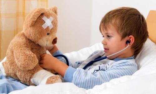 Особенности легких у детей