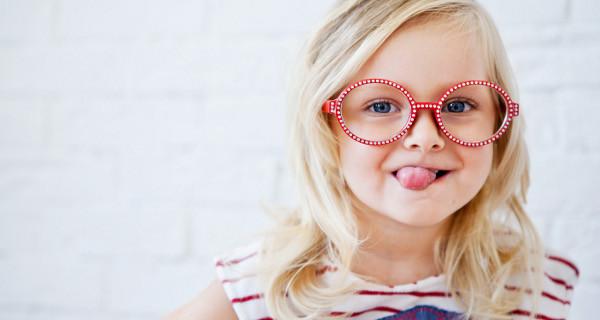 Зрение детей
