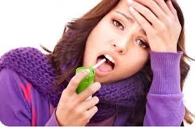 Рецидивы болевых синдромов при гриппе