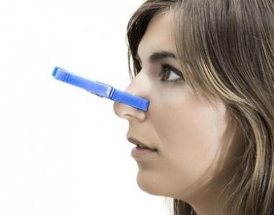 Слизистая носа при гриппе