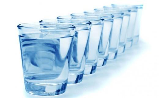 Вода как способ похудения?