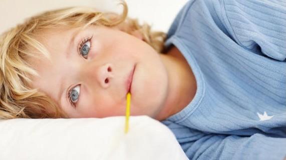 На что может указывать резкое повышение у ребенка температуры