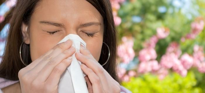 Весенняя аллергия. 5 простых советов для облегчения симптомов