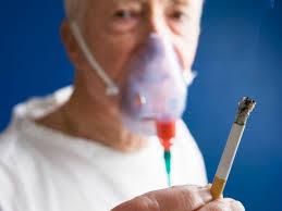 Хроническая обструктивная болезнь легких и курение