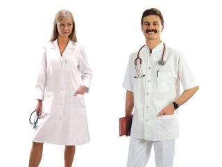 Нескучная одежда для врачей