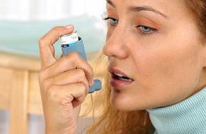 Жирная пища уничтожает астматиков