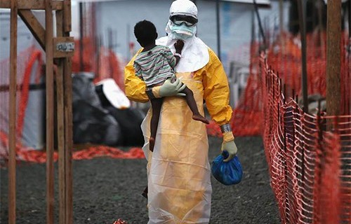Лихорадка Эбола снова в Либерии