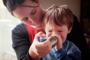 Чтобы дети не болели астмой…