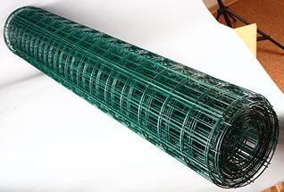 Заборная оцинкованная сетка — важная информация о материале