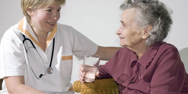 Дом престарелых «Заботливые руки»