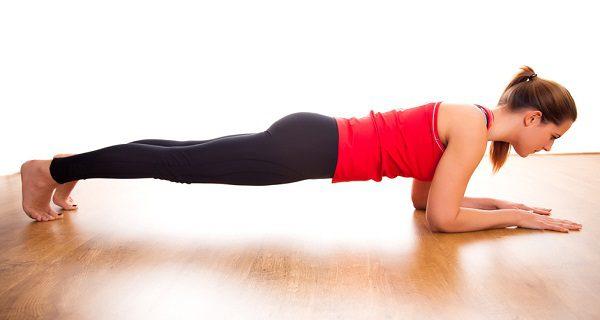 Как выполнять упражнение планка идеально