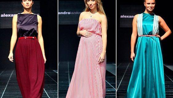 Универсальный наряд для любой девушки – платье с завышенной талией