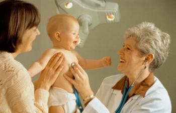 Инфекционные болезни детей до года