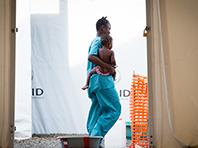 Шутки эволюции: анемия может защищать детей от малярии