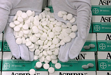 Аспирин может привести к тяжелым последствиям для здоровья