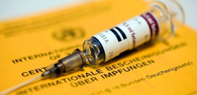 Министерство здравоохранения недовольно охватом населения прививками