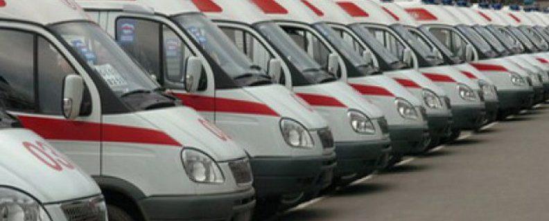 Правительство выделило 3 млрд рублей на покупку для регионов машин скорой помощи