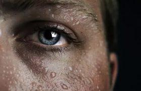 Обильное потоотделение снижает риск возникновения астмы