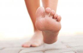 Лазерное лечение грибка стопы и ногтей ноги