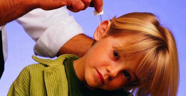 Вирусы в носу могут способствовать развитию инфекции среднего уха