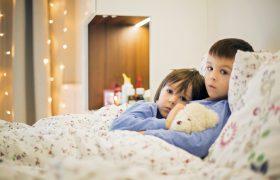 Дети, у которых есть братья и сестры, в два раза чаще заболевают гриппом